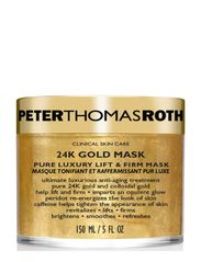 24k Gold Mask - NO COLOR
