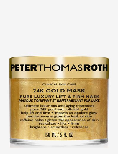 24k Gold Mask - kasvonaamiot - no color