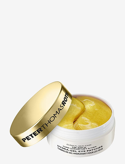 24k Gold Pure Luxury Lift & Firm Hydra-gel Eye Patches - NO COLOR