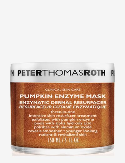 Pumpkin Enzyme Mask - ansiktsrengöring - no color