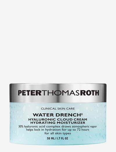 Water Drench Hyaluronic Cloud Cream - dagkrem - no color