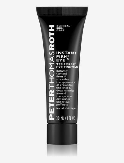 Instant FirmX Eye - Øjencreme - no color