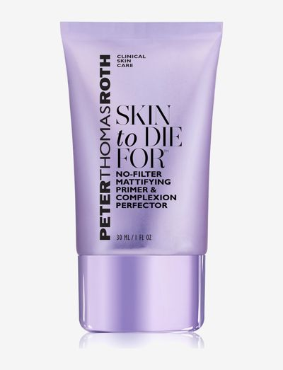 Skin To Die For. Mattifying Primer & Complexion Perfector - NO COLOR