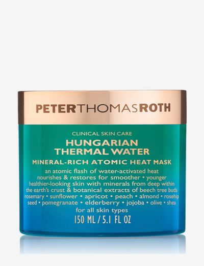 Hungarian Thermal Water Heat Mask - NO COLOR