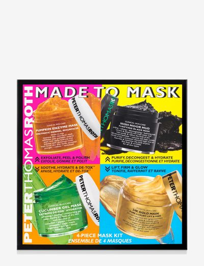 Made To Mask - sheet mask - clear