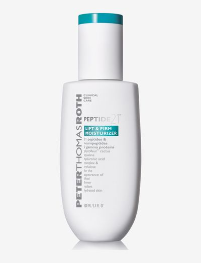 Peptide 21 Lift & Firm Moisturizer - dagkrem - clear