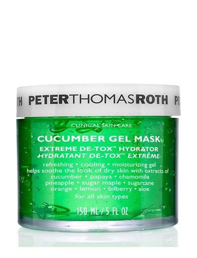 Cucumber Detox Gel Mask - NO COLOR