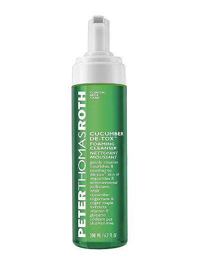 Cucumber Detox Foaming Cleanser - NO COLOR