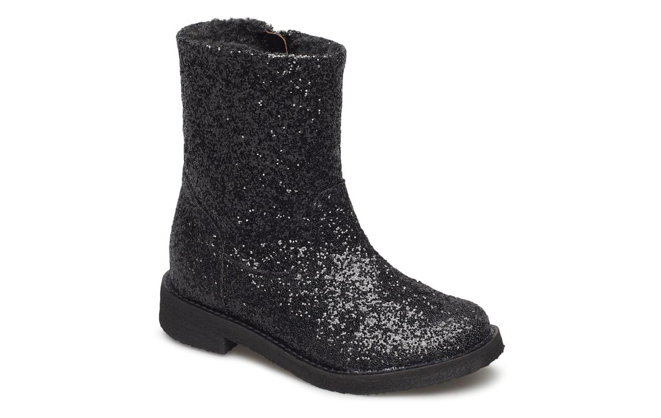 Petit by Sofie Schnoor Glitter boot - BLACK