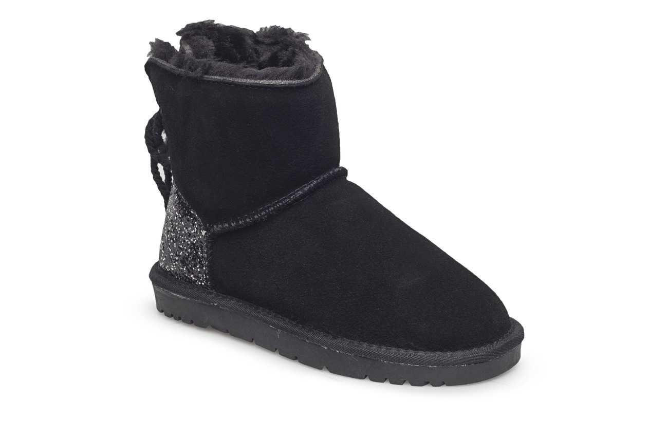 a325509e866 Boot Teddy W.glitter (Black) (£32.45) - Petit by Sofie Schnoor ...