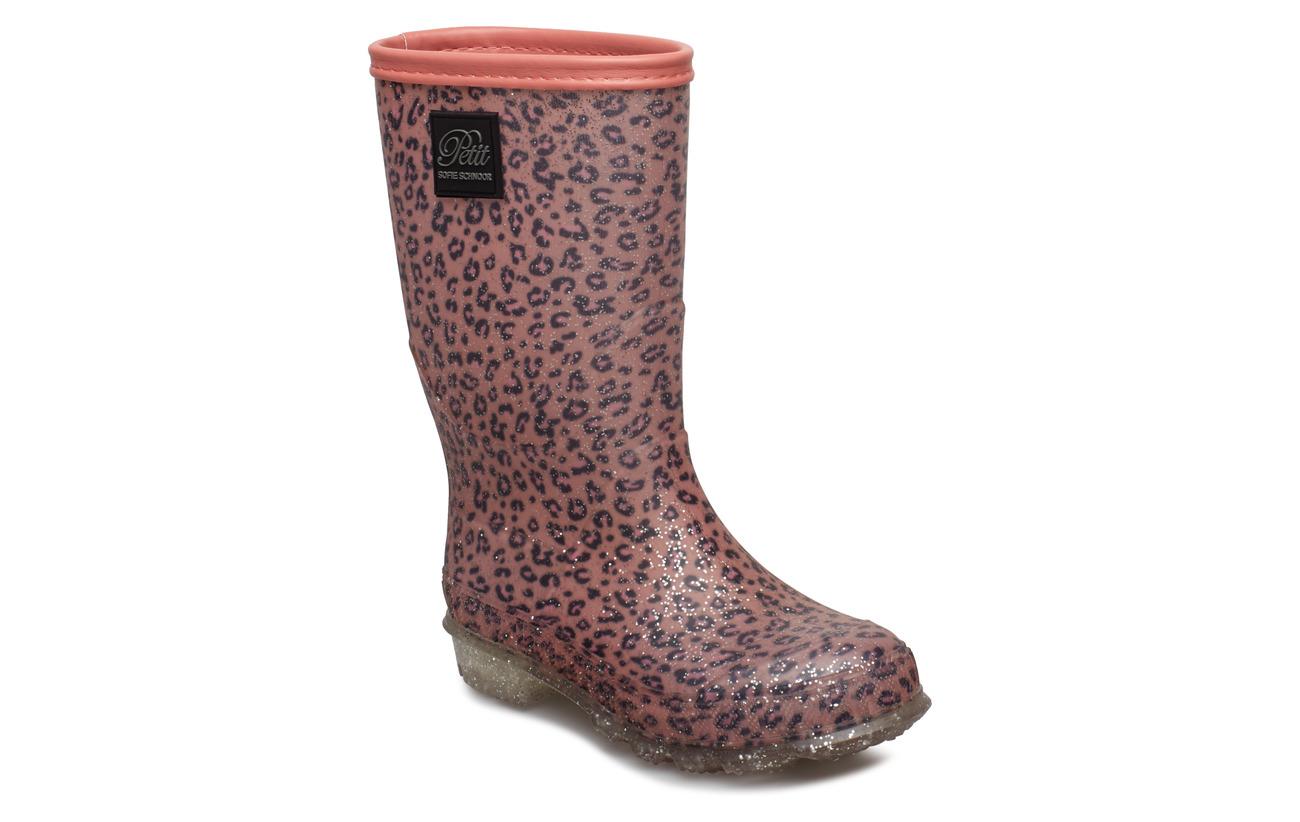 58f2266d0b1 Rubber Boot Girl (Leopard) (279 kr) - Petit by Sofie Schnoor ...