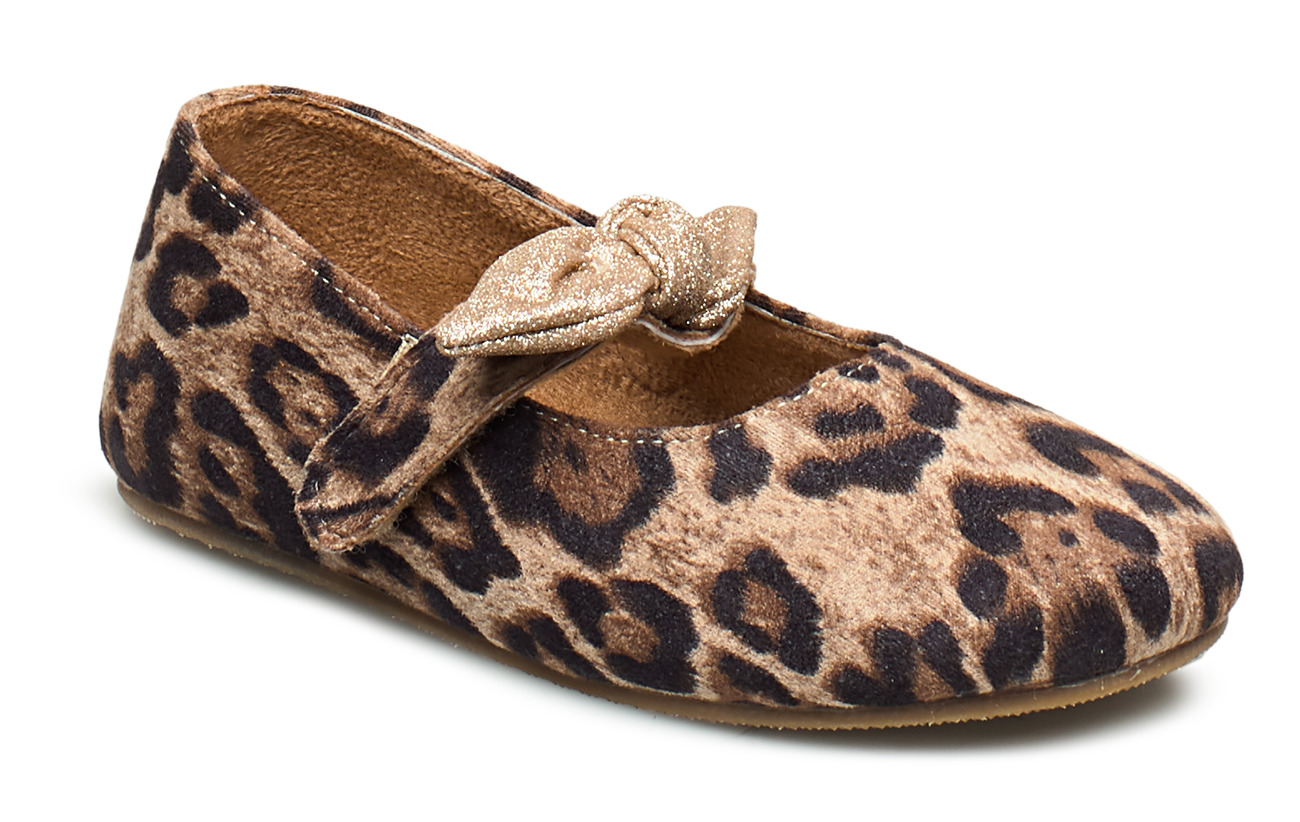 Petit by Sofie Schnoor Indoor Shoe - LEOPARD