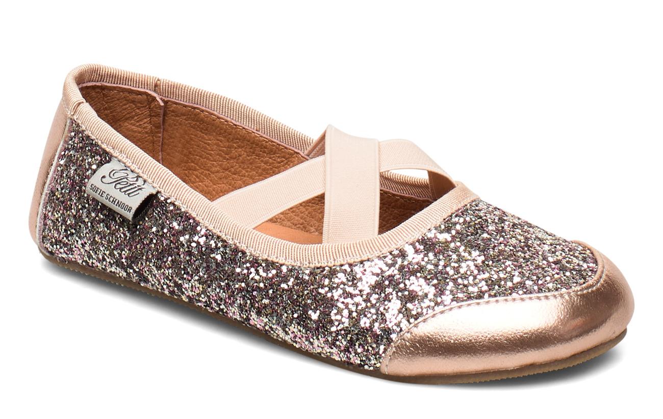 Petit by Sofie Schnoor Indoor shoe glitter - ROSE