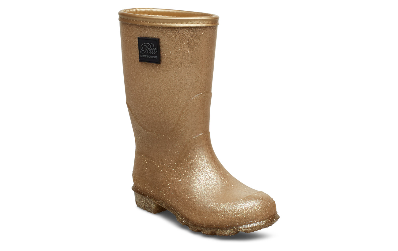 Petit by Sofie Schnoor Rubberboot - CHAMPAGNE