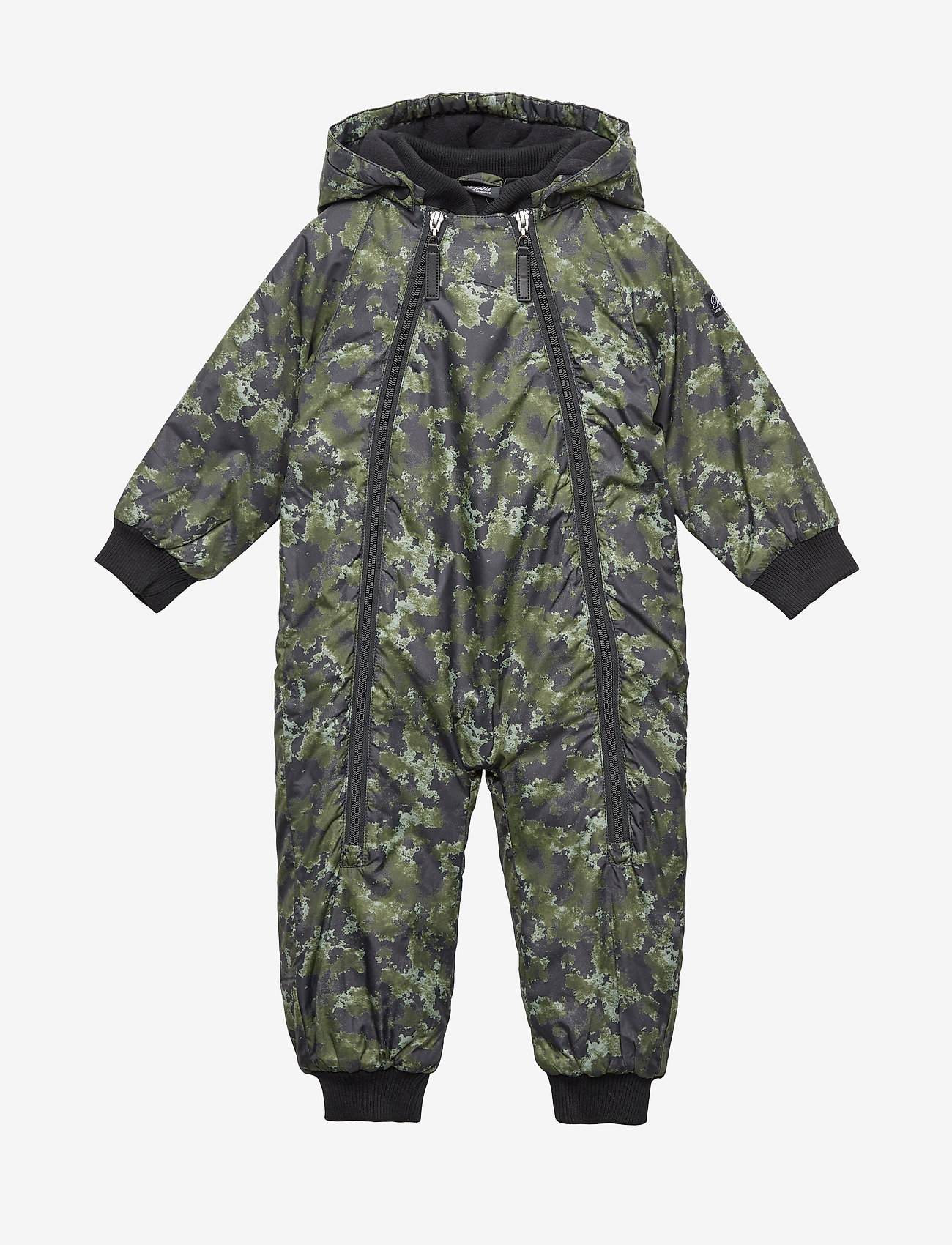 Petit by Sofie Schnoor - Snow suite - snowsuit - grey mix - 0