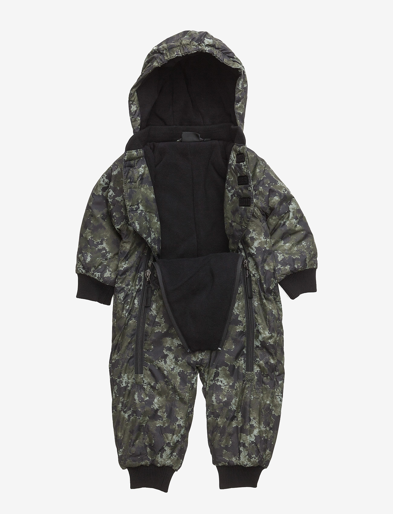 Petit by Sofie Schnoor - Snow suite - snowsuit - grey mix - 1