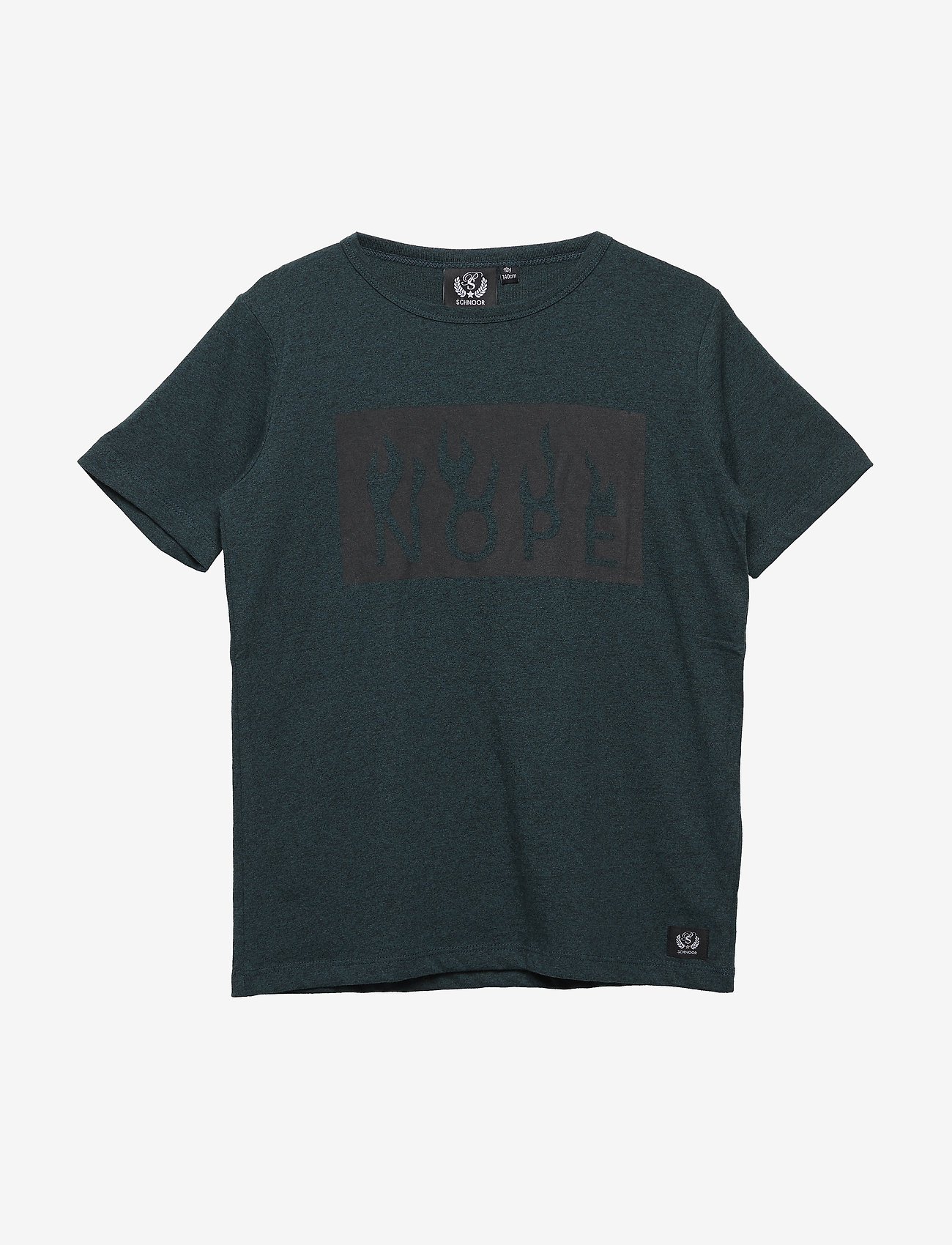 Petit by Sofie Schnoor - T-shirt short sleeve - kortærmede - dark green - 0