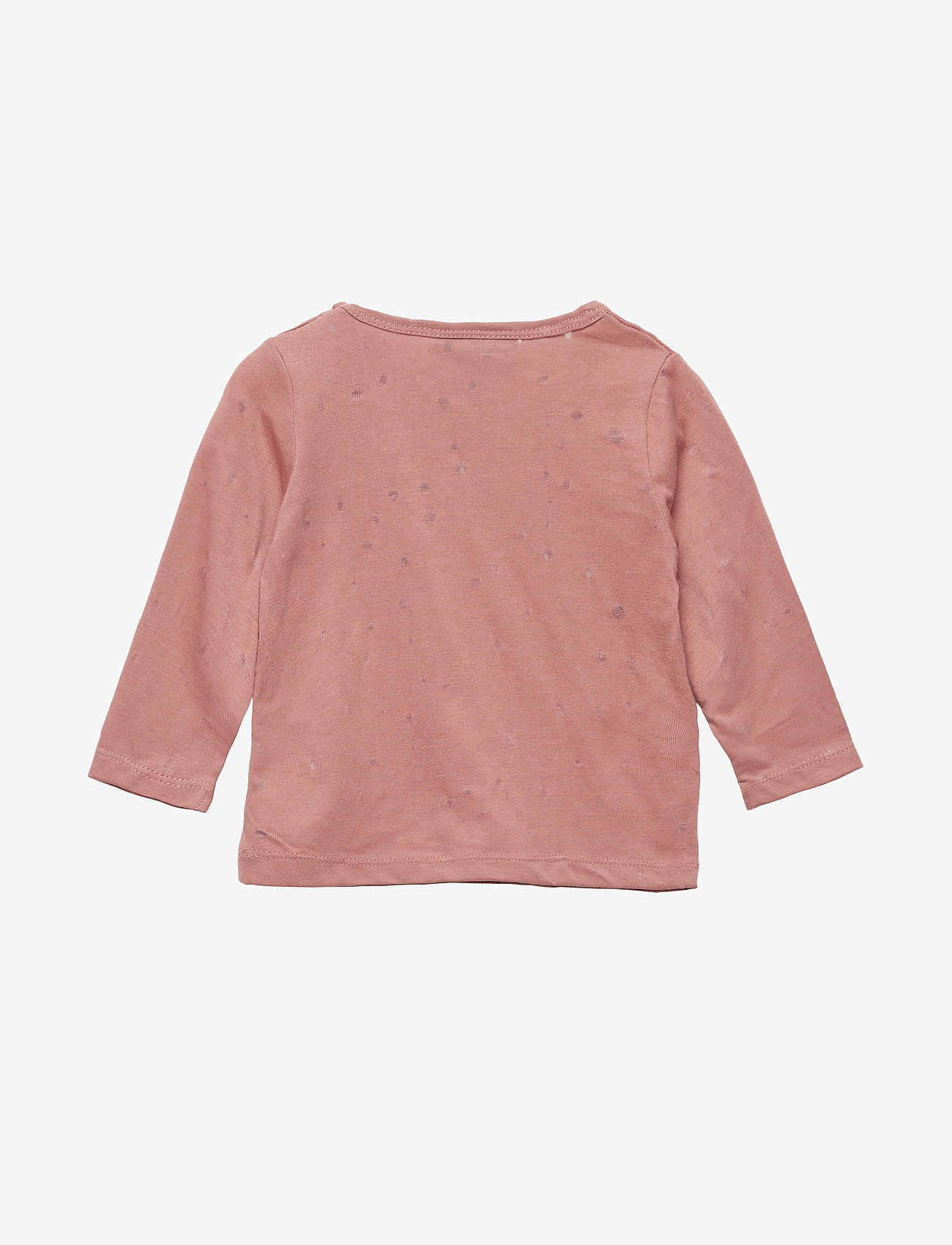 Petit By Sofie Schnoor T-shirt Long Sleeve - Överdelar Dusty Rose