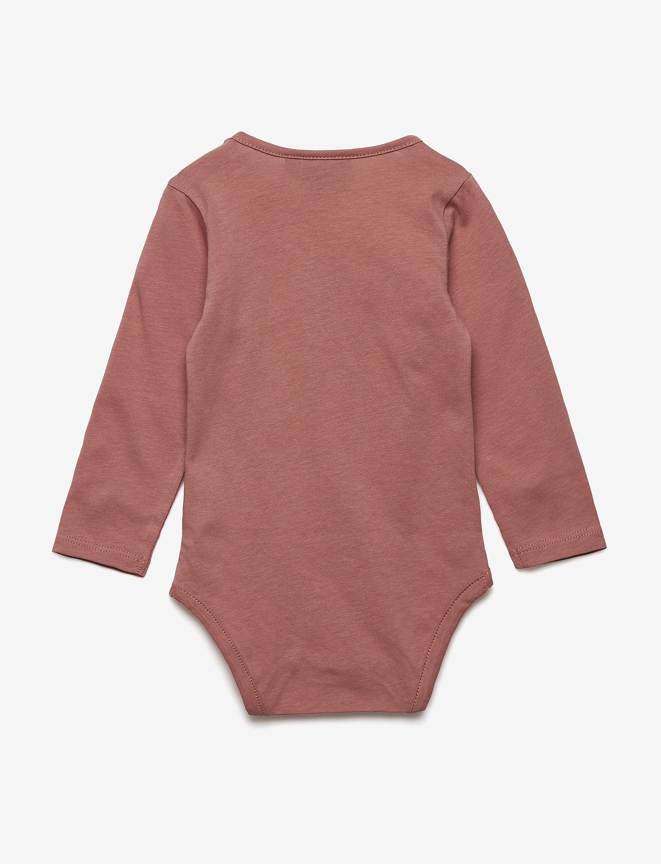Petit by Sofie Schnoor - Body long sleeve NYC - langærmede - dusty rose - 1