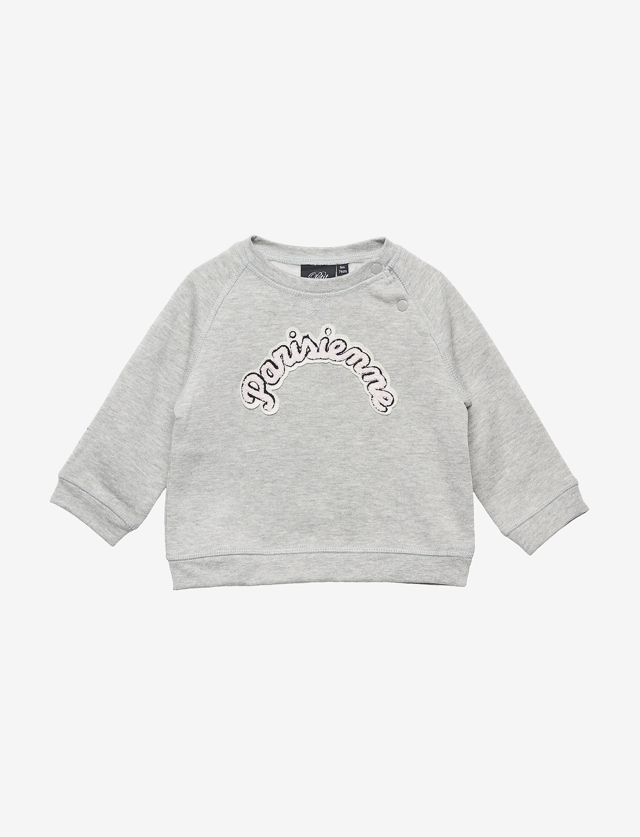 Petit by Sofie Schnoor - Sweat - sweatshirts - grey - 0