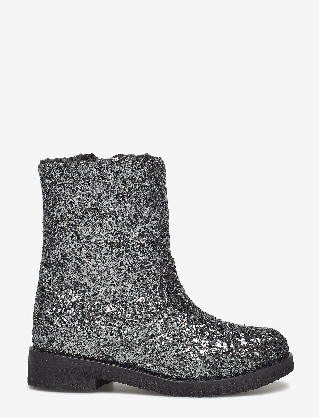 Petit by Sofie Schnoor - Glitter boot - bottes - antracite - 1