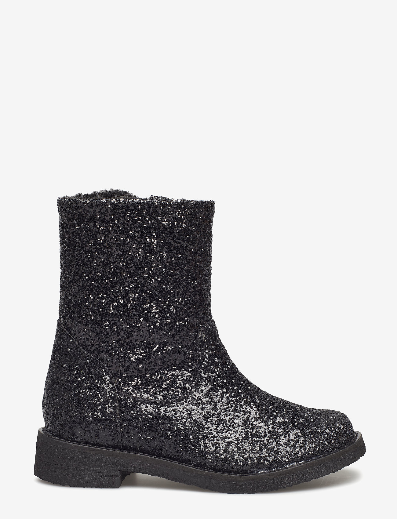 Petit by Sofie Schnoor - Glitter boot - bottes - black - 1