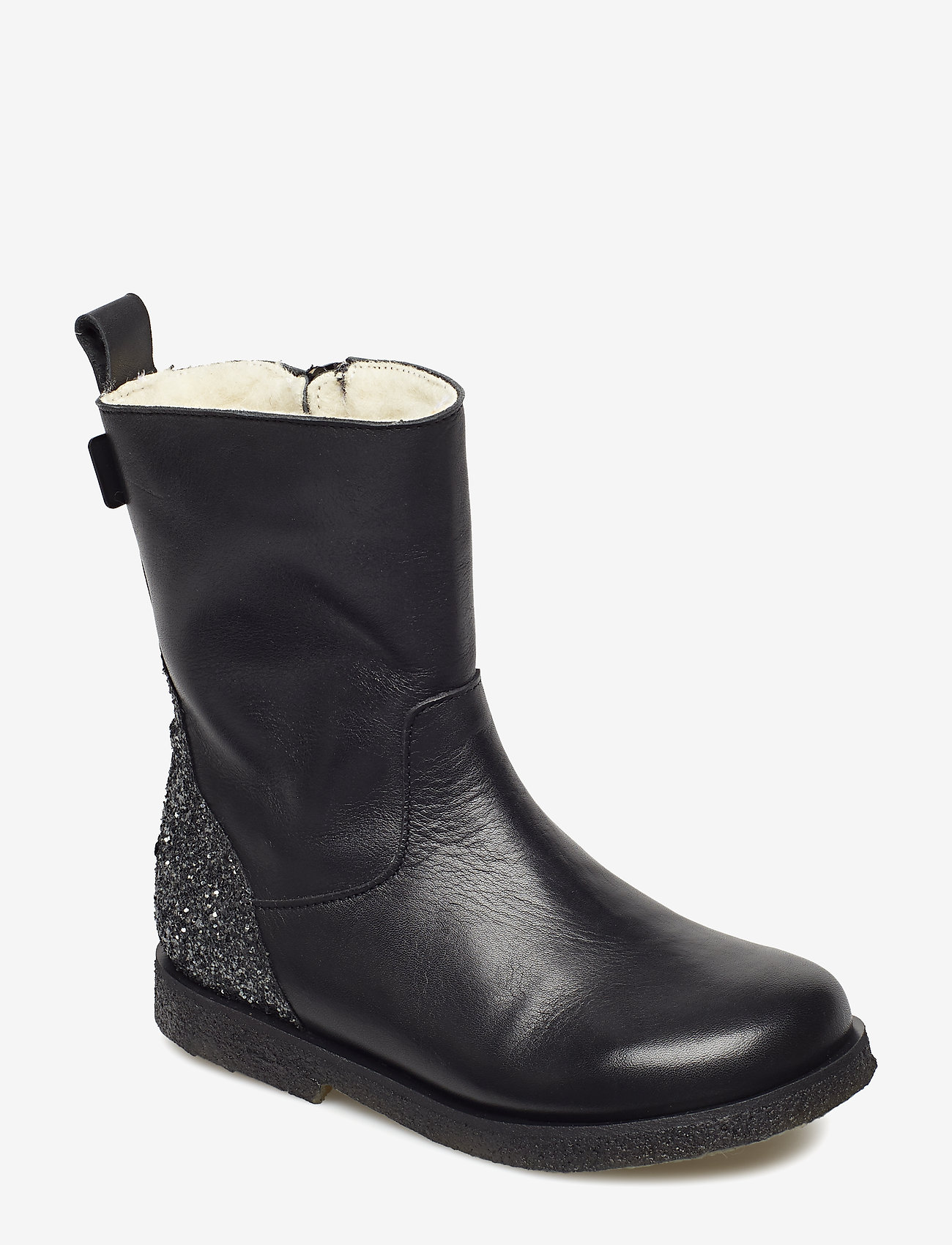 Petit by Sofie Schnoor - Boot w. TEX glitter - bottes d'hiver - black - 0