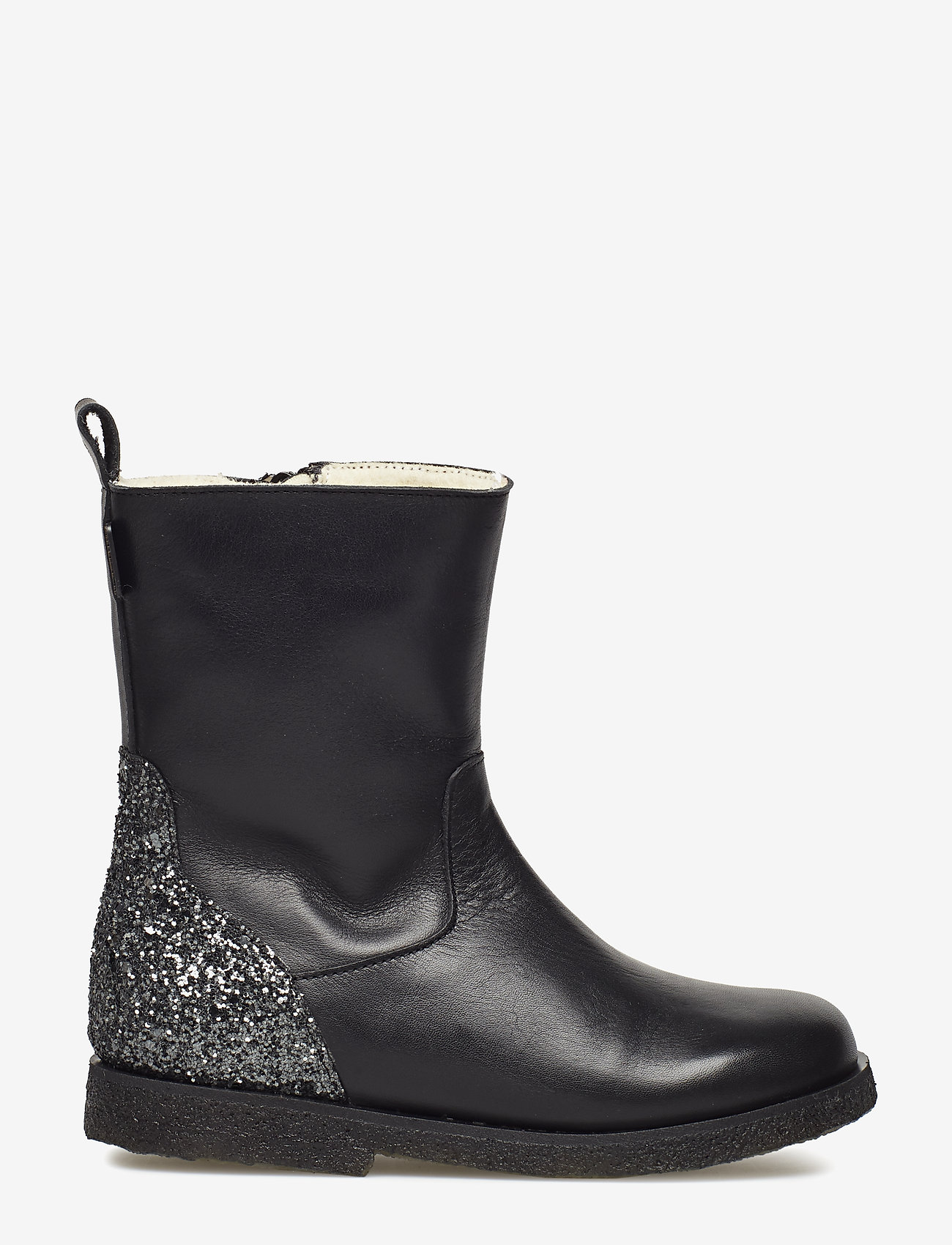 Petit by Sofie Schnoor - Boot w. TEX glitter - bottes d'hiver - black - 1