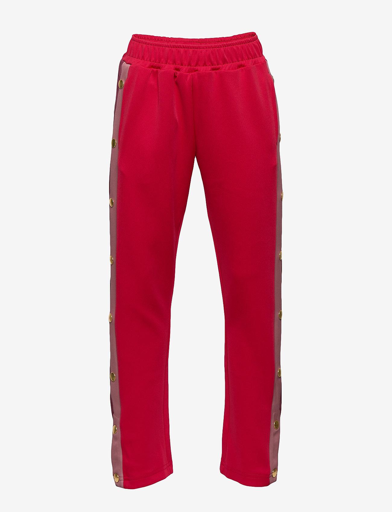 Petit by Sofie Schnoor - Pants - joggings - red - 0