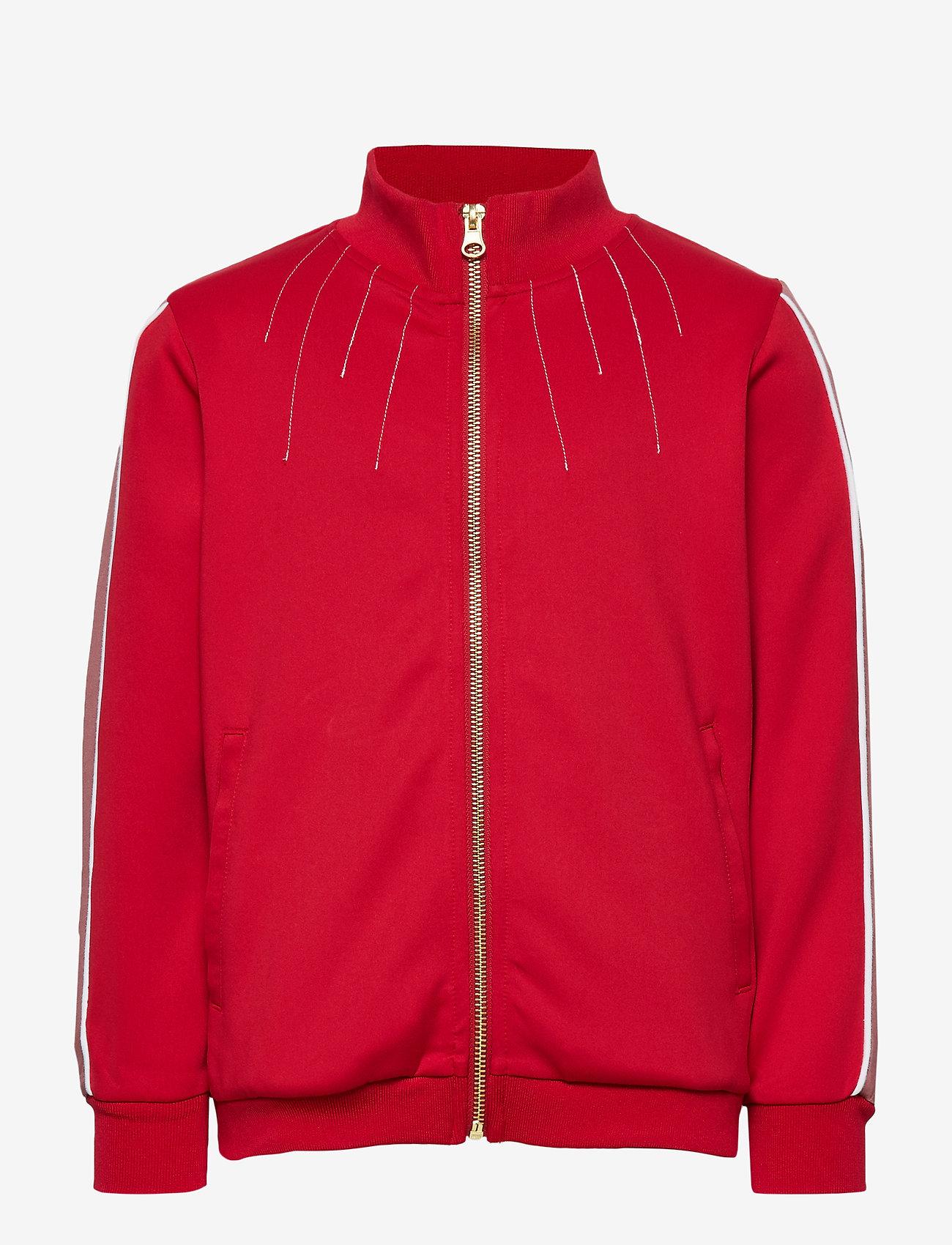 Petit by Sofie Schnoor - Sweat - sweatshirts - red - 0