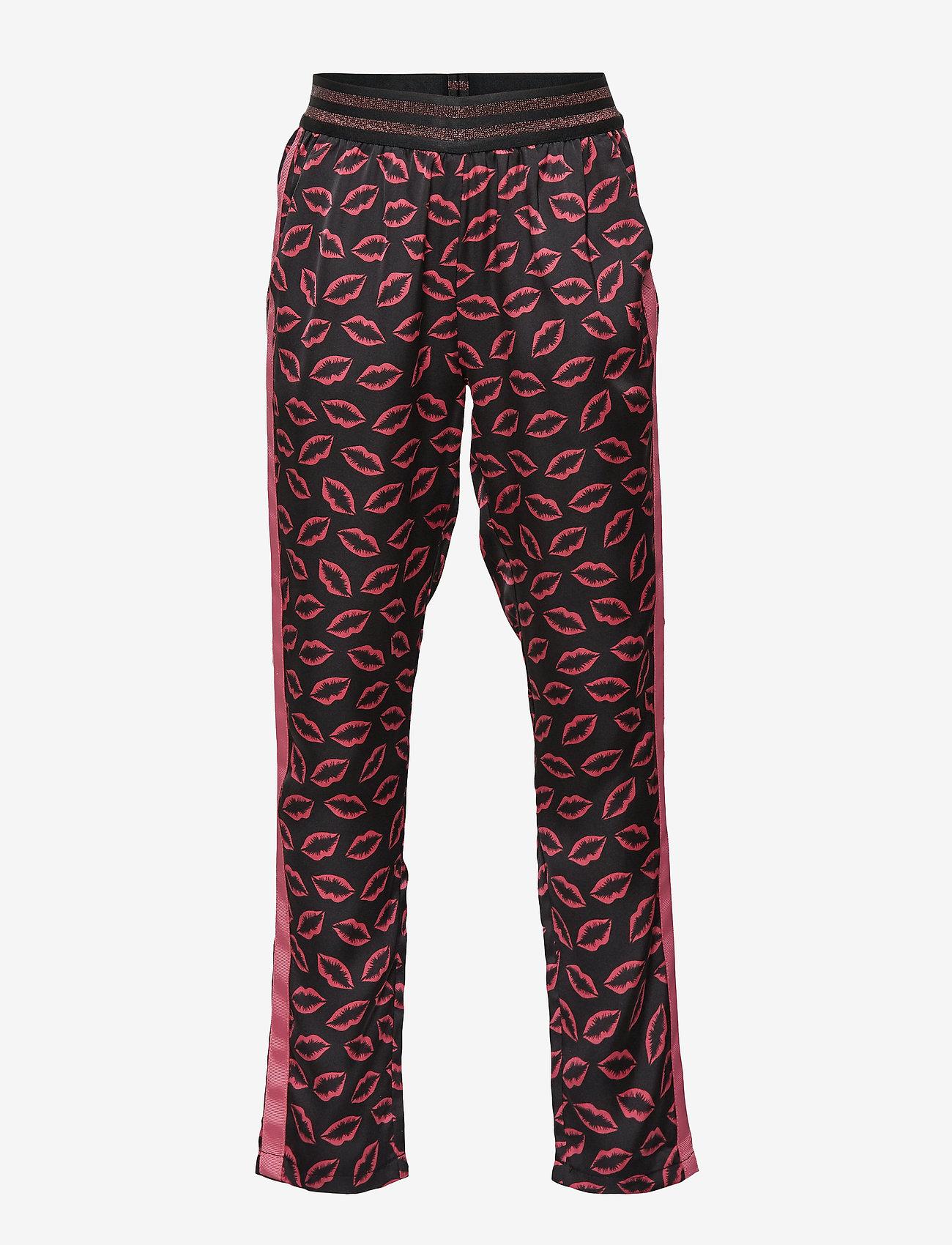 Petit by Sofie Schnoor - Pants - pantalons - black - 0