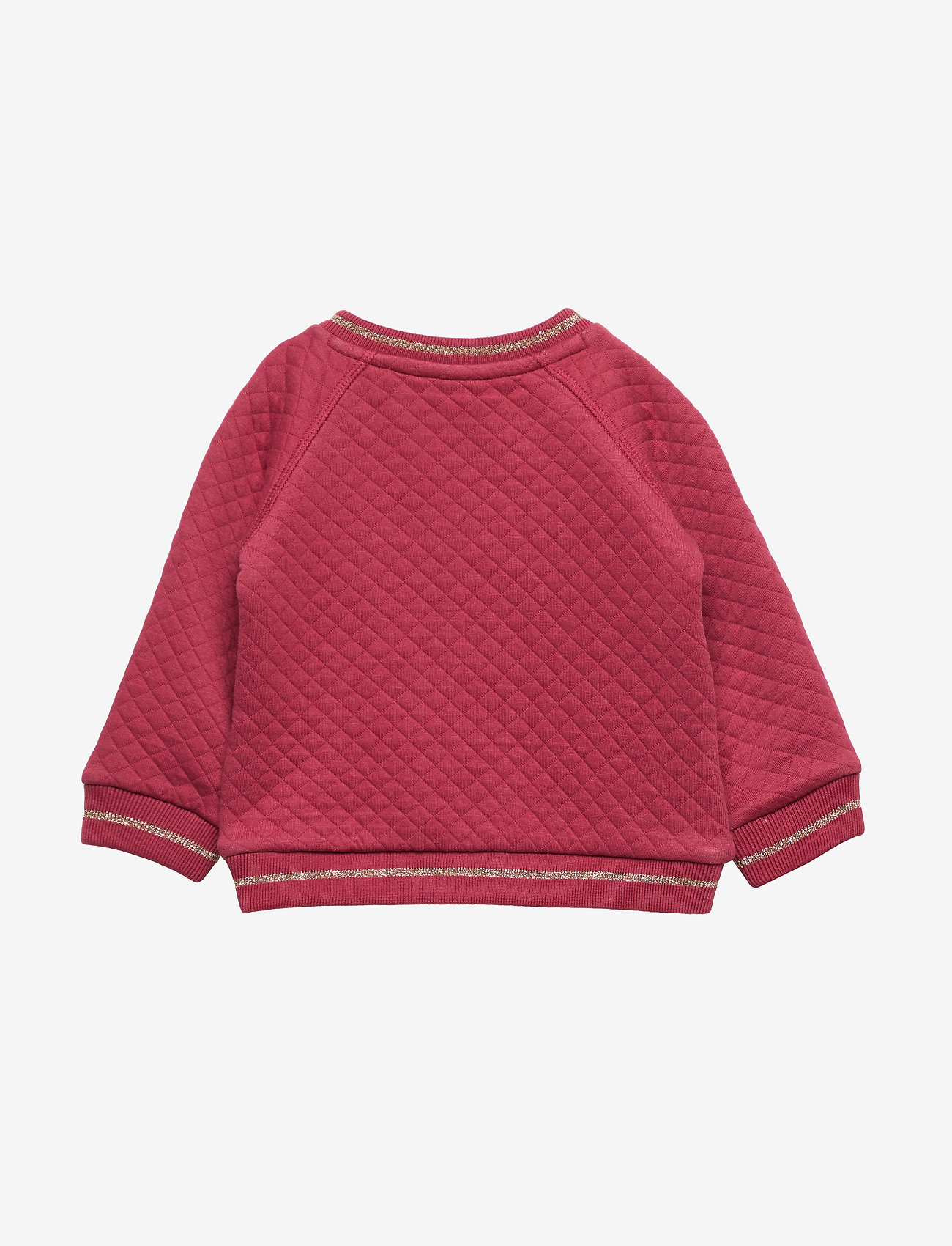 Petit by Sofie Schnoor - Sweat NYC - sweatshirts - earth red - 1