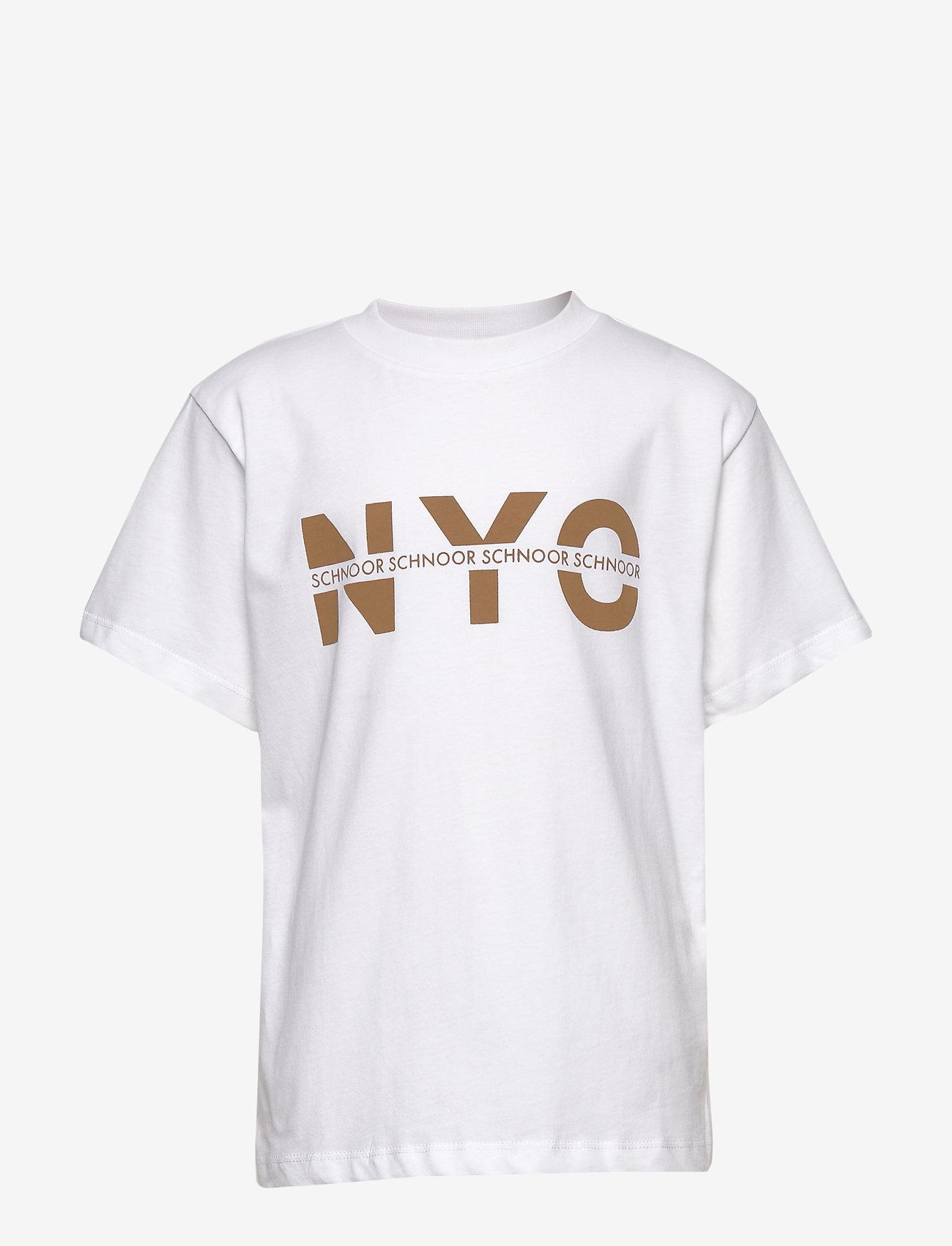 Petit by Sofie Schnoor - T-shirt - kortærmede - white - 0