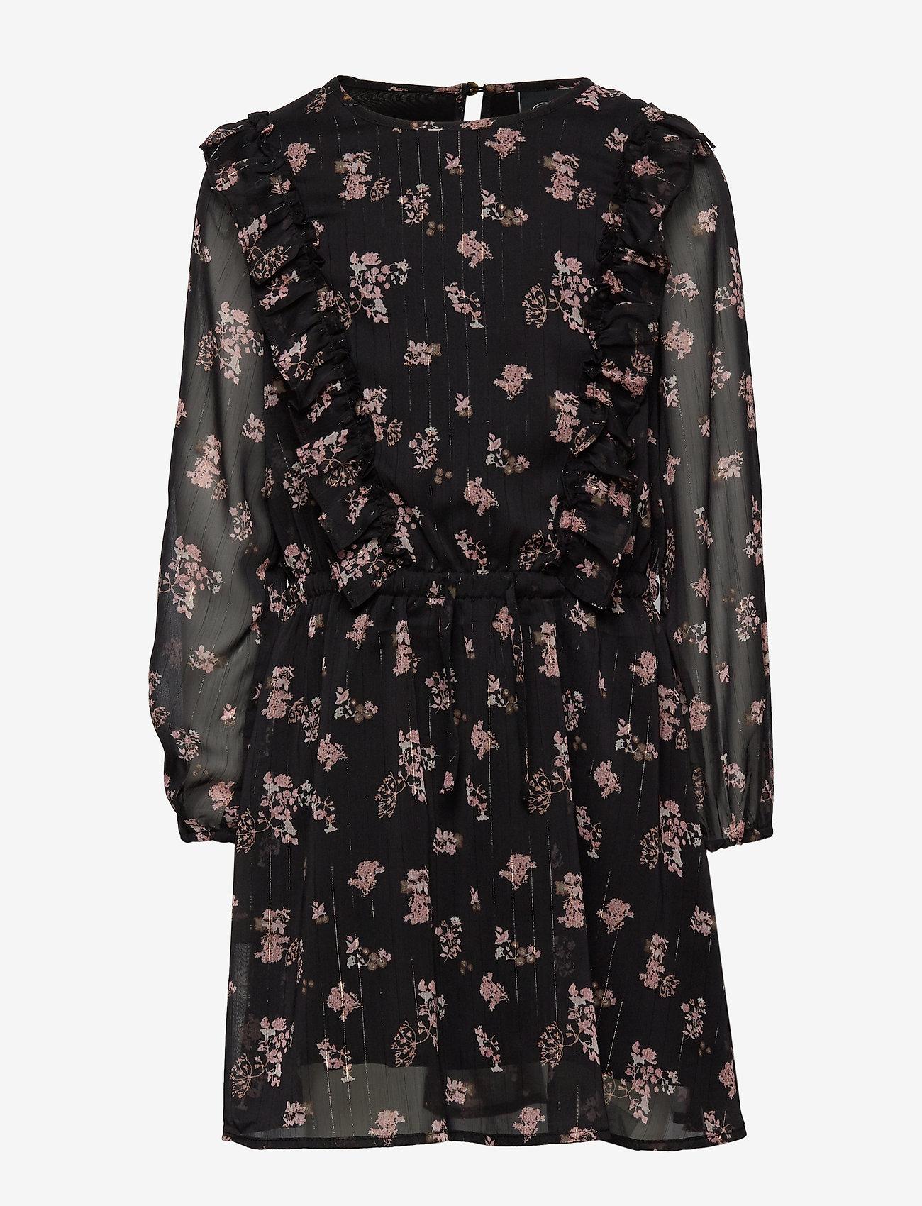 Petit by Sofie Schnoor - Dress - kjoler - black - 0