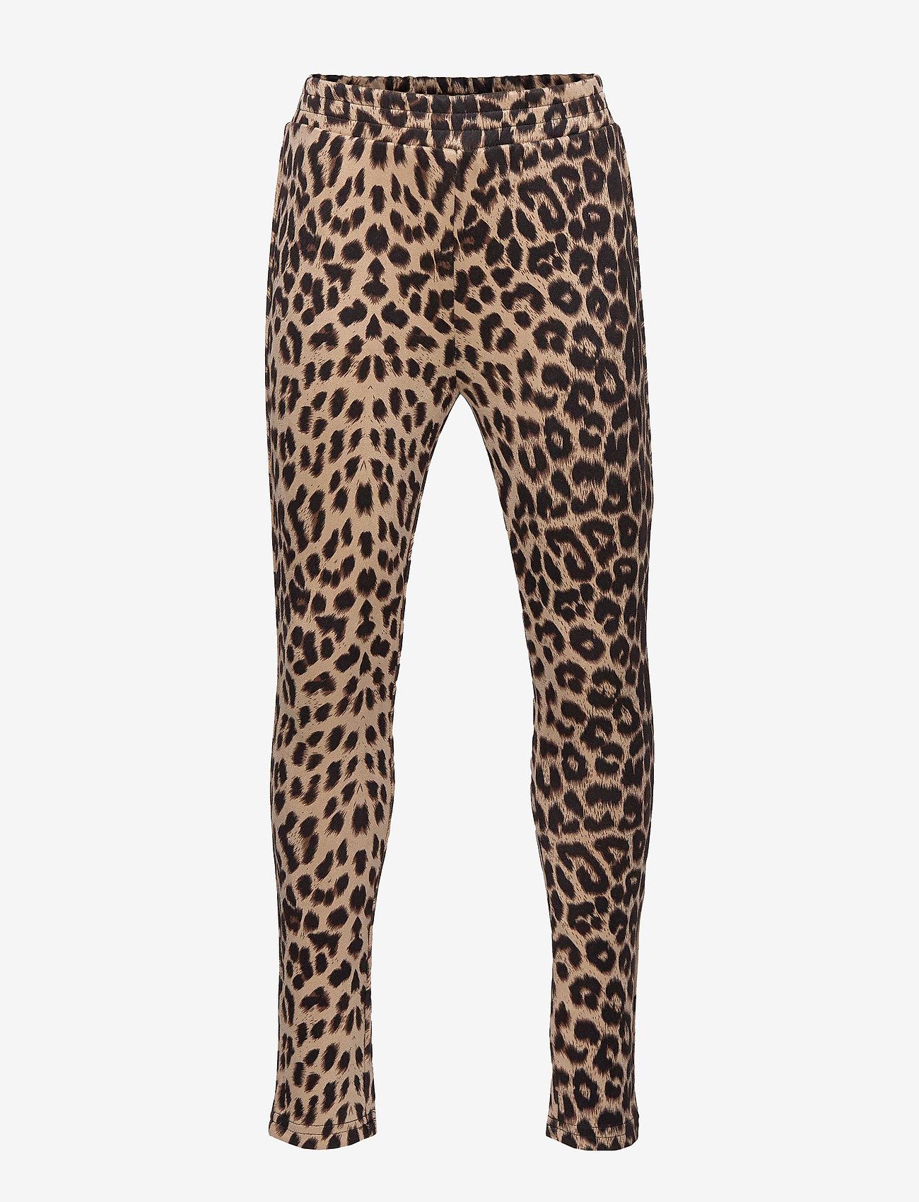 Petit by Sofie Schnoor - Leggins - leggings - leopard - 0
