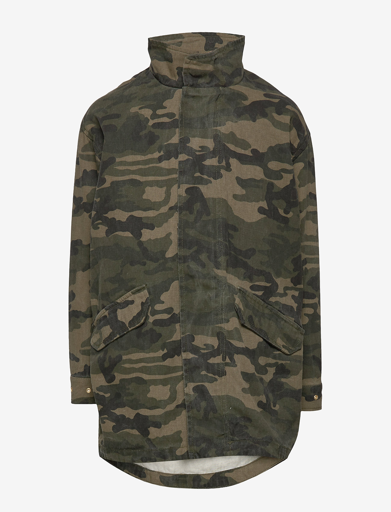 Petit by Sofie Schnoor - Jacket - parkas - camouflage - 0