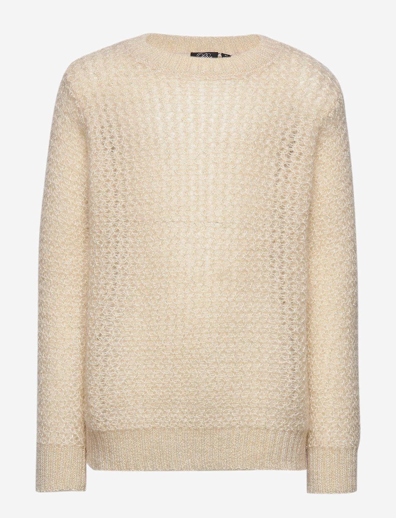 Petit by Sofie Schnoor - Knit Blouse - strik - off white - 0