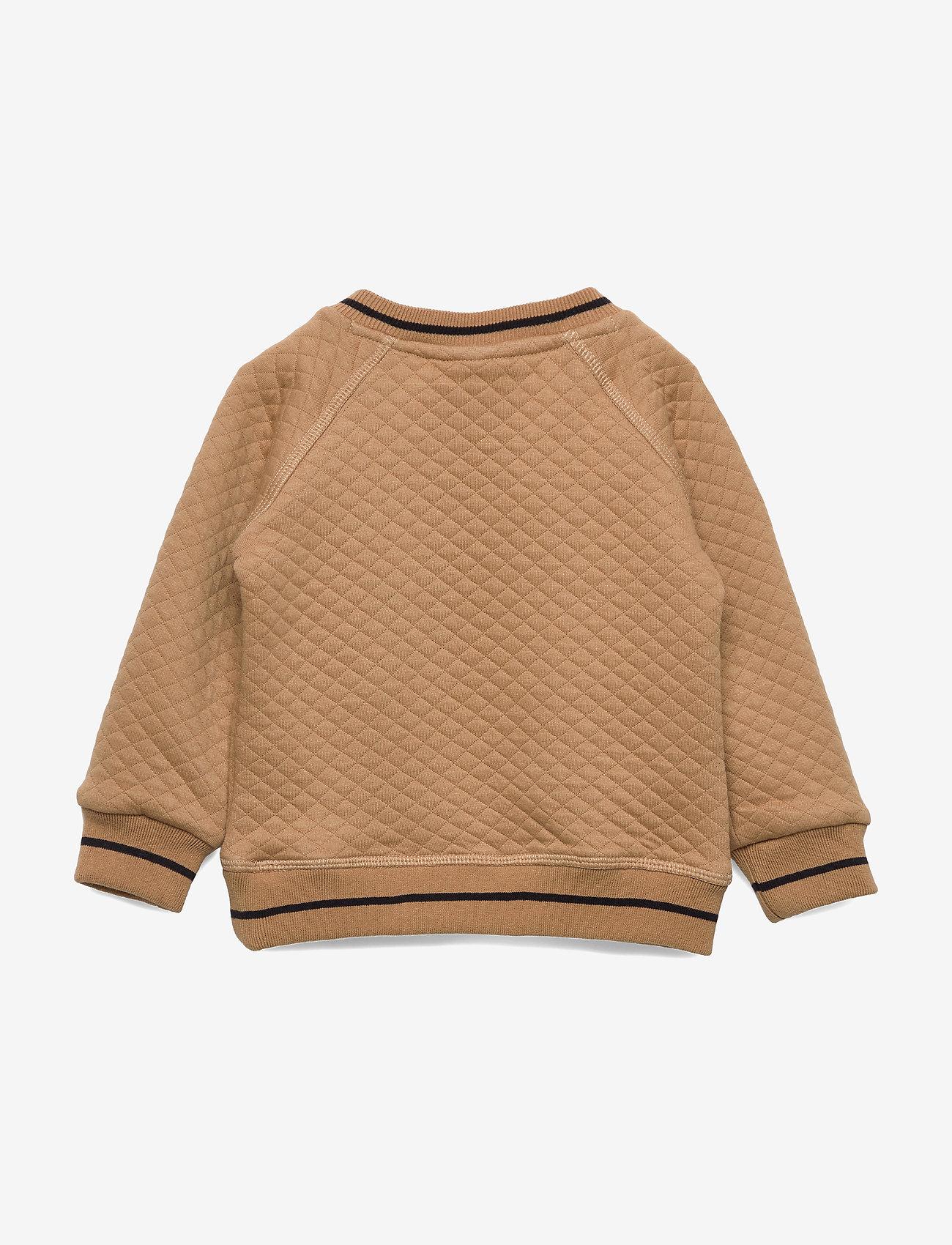 Petit by Sofie Schnoor - Sweat NYC - sweatshirts - camel - 1