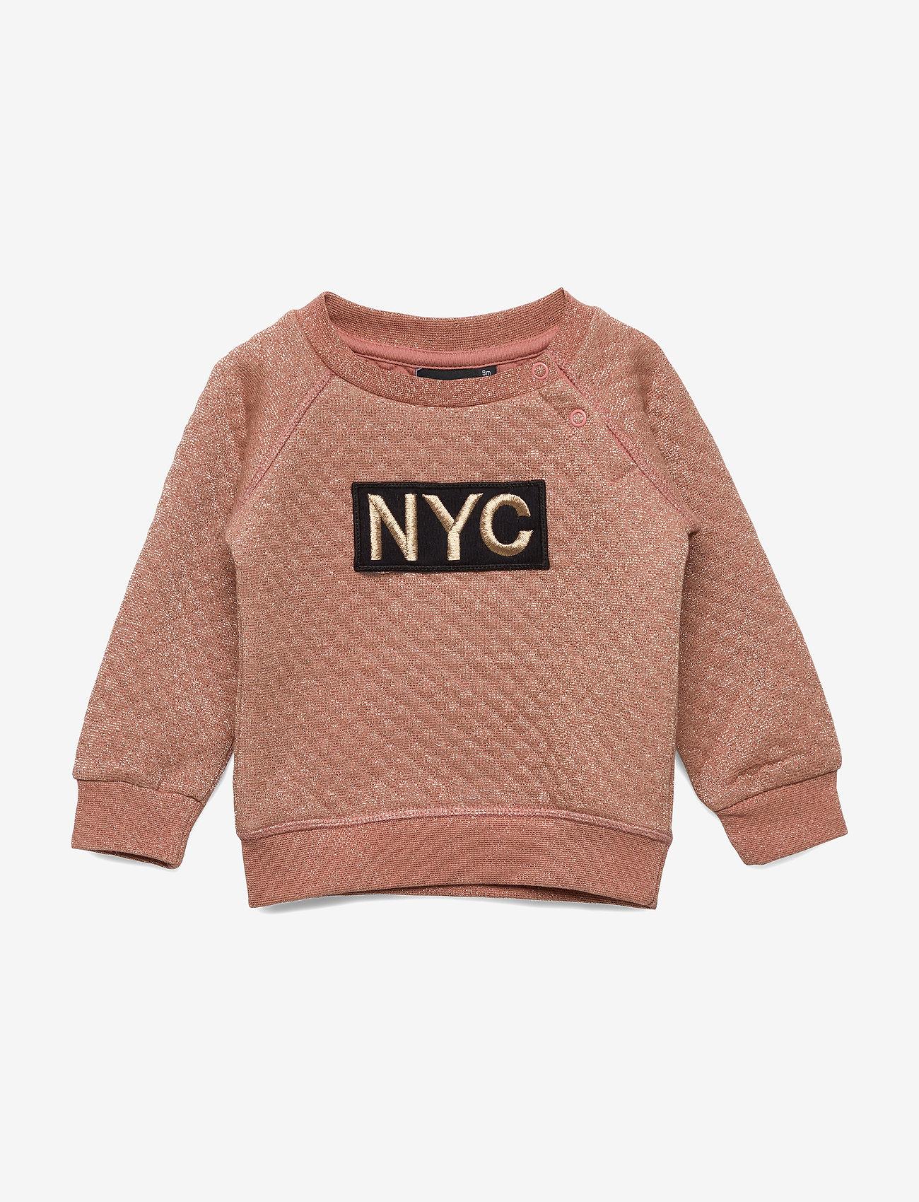 Petit by Sofie Schnoor - Sweat - sweatshirts - dusty rose - 0