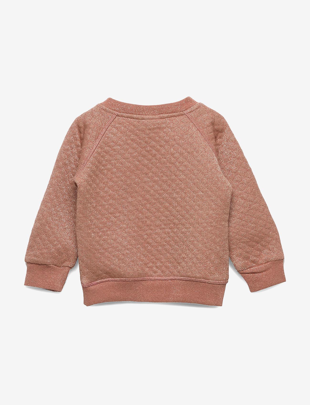 Petit by Sofie Schnoor - Sweat - sweatshirts - dusty rose - 1
