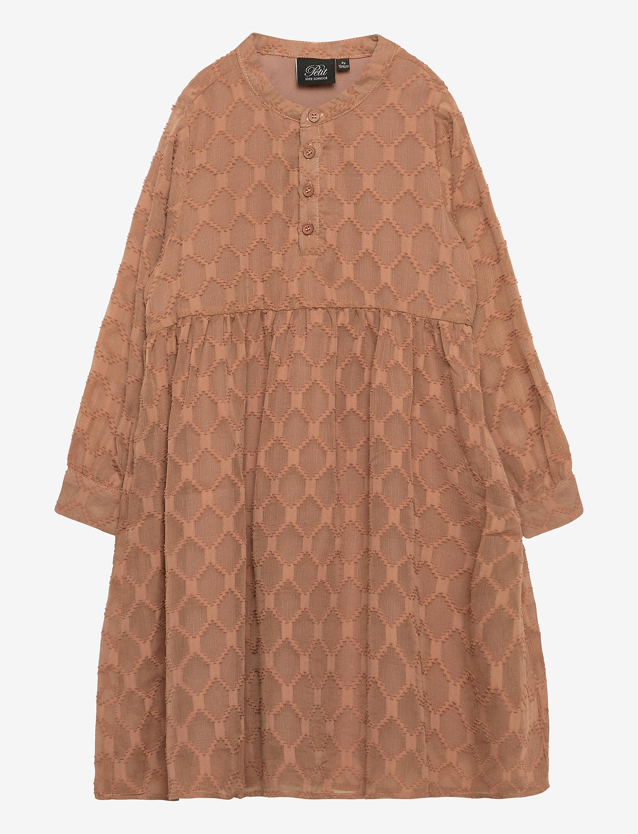 Petit by Sofie Schnoor - Dress - robes - camel - 0