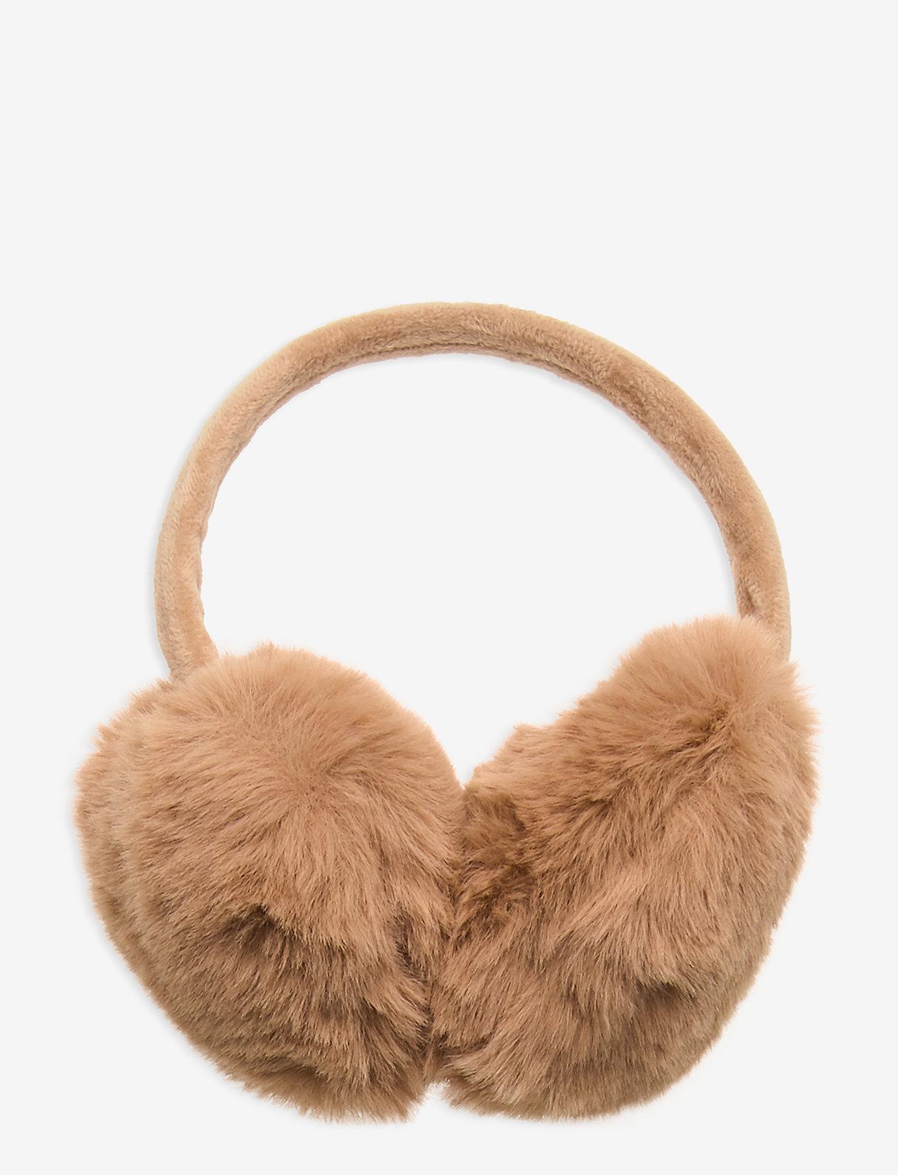 Petit by Sofie Schnoor - Ear Warmer - kapelusze - camel - 0