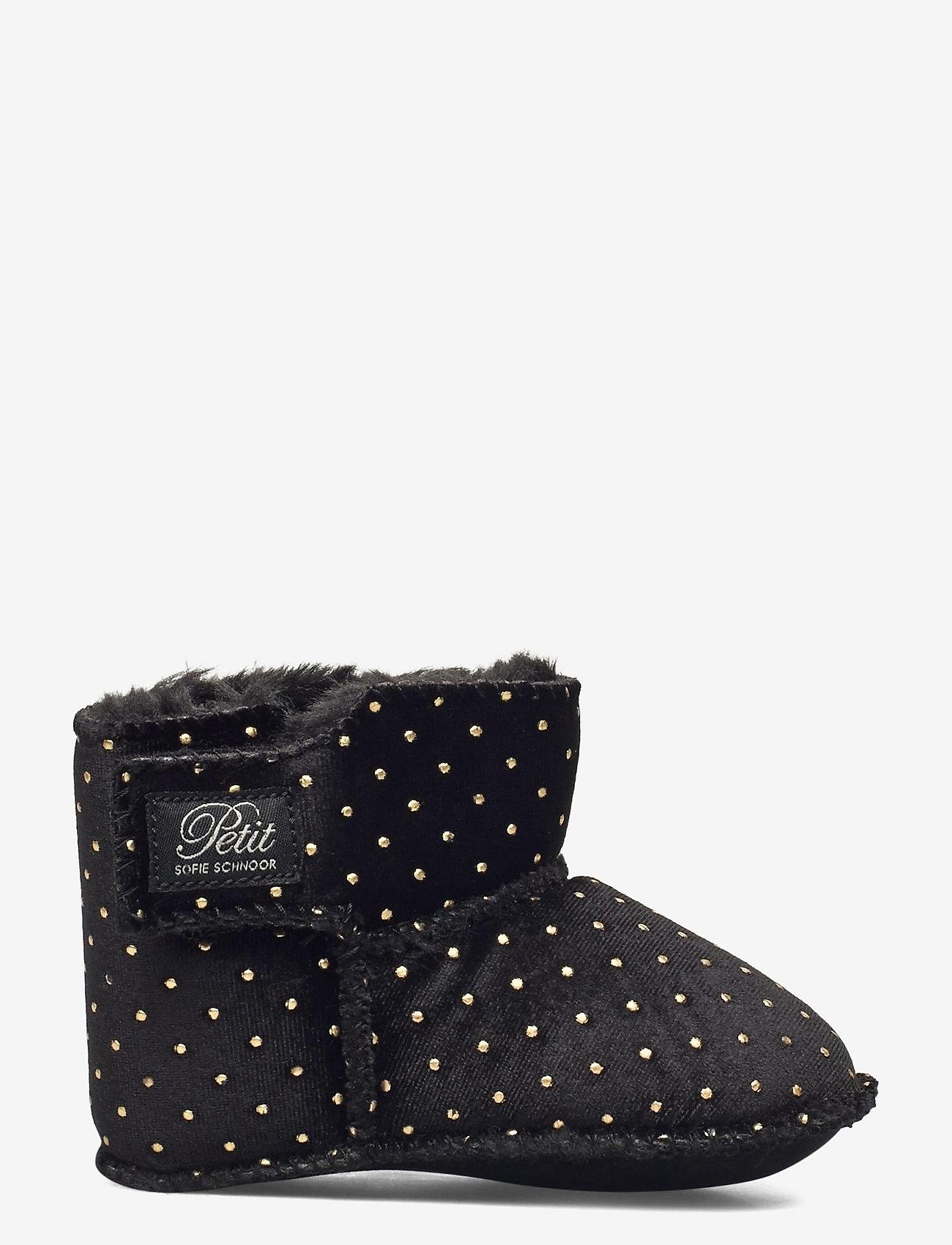 Petit by Sofie Schnoor - Indoor shoe - hausschuhe - black - 1