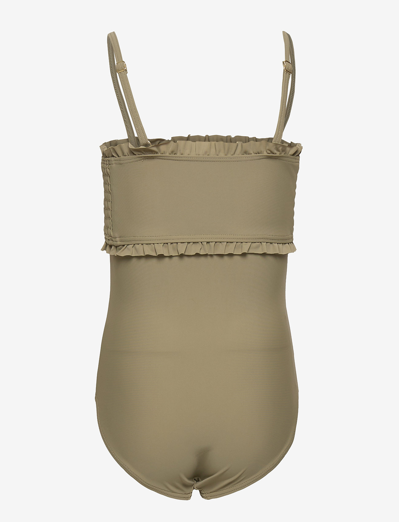 Petit by Sofie Schnoor - Swim suit - swimsuits - army green - 1