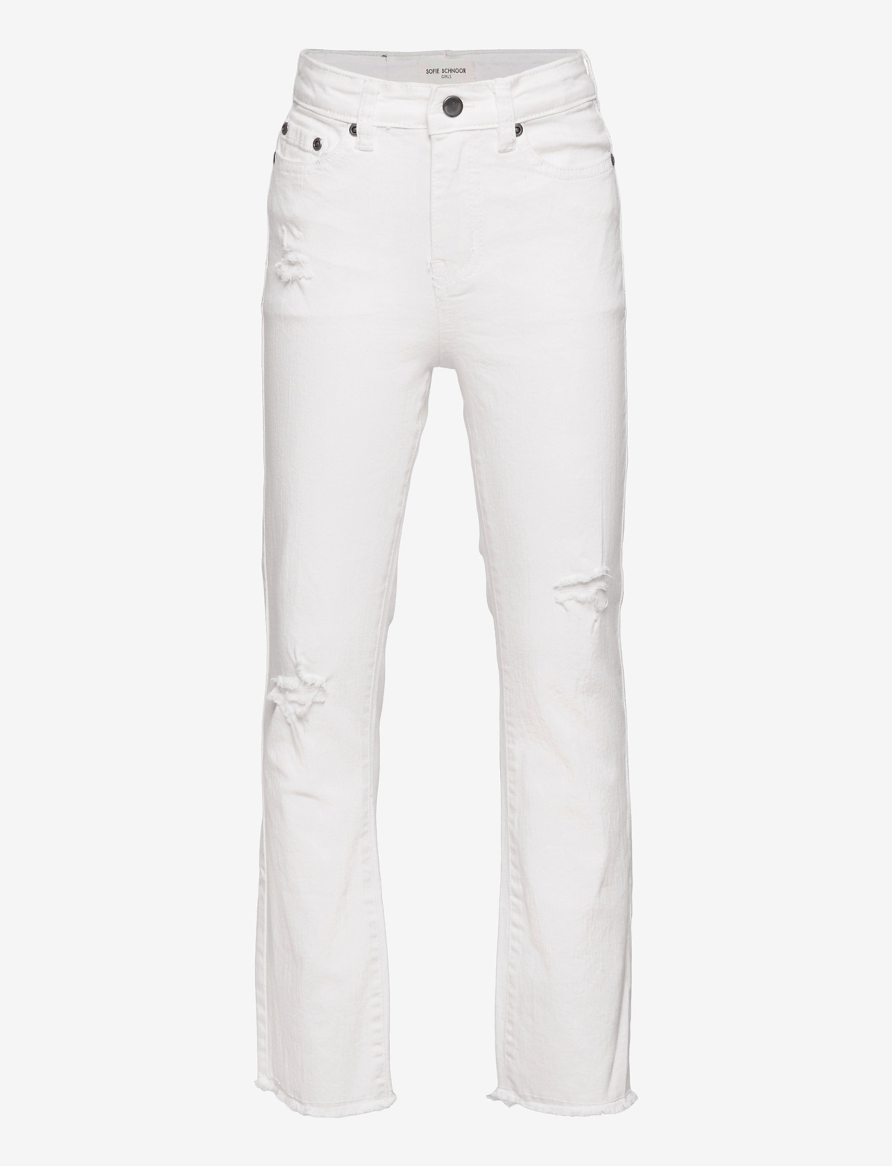Petit by Sofie Schnoor - Pants - jeans - off white - 0