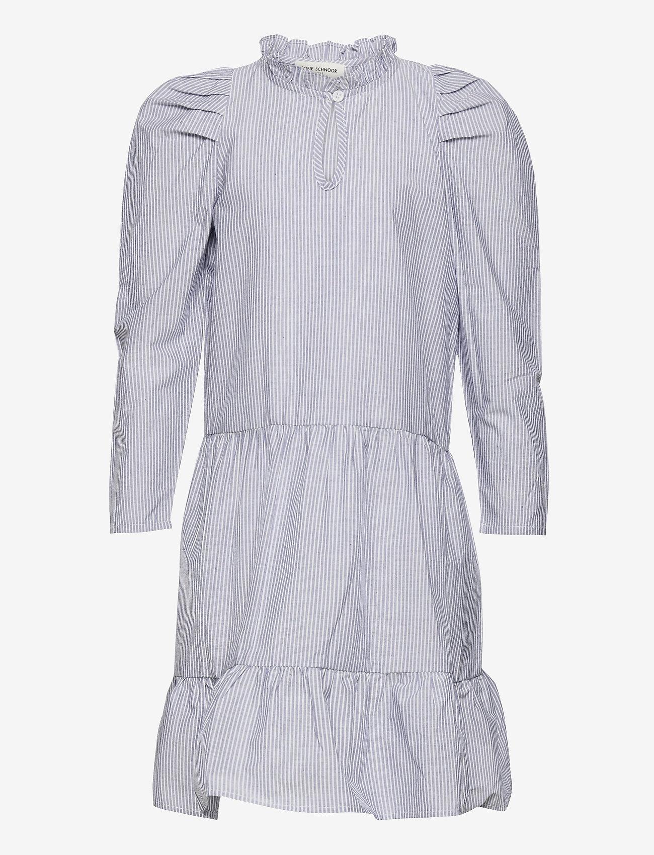 Petit by Sofie Schnoor - Dress - kleider - blue - 0