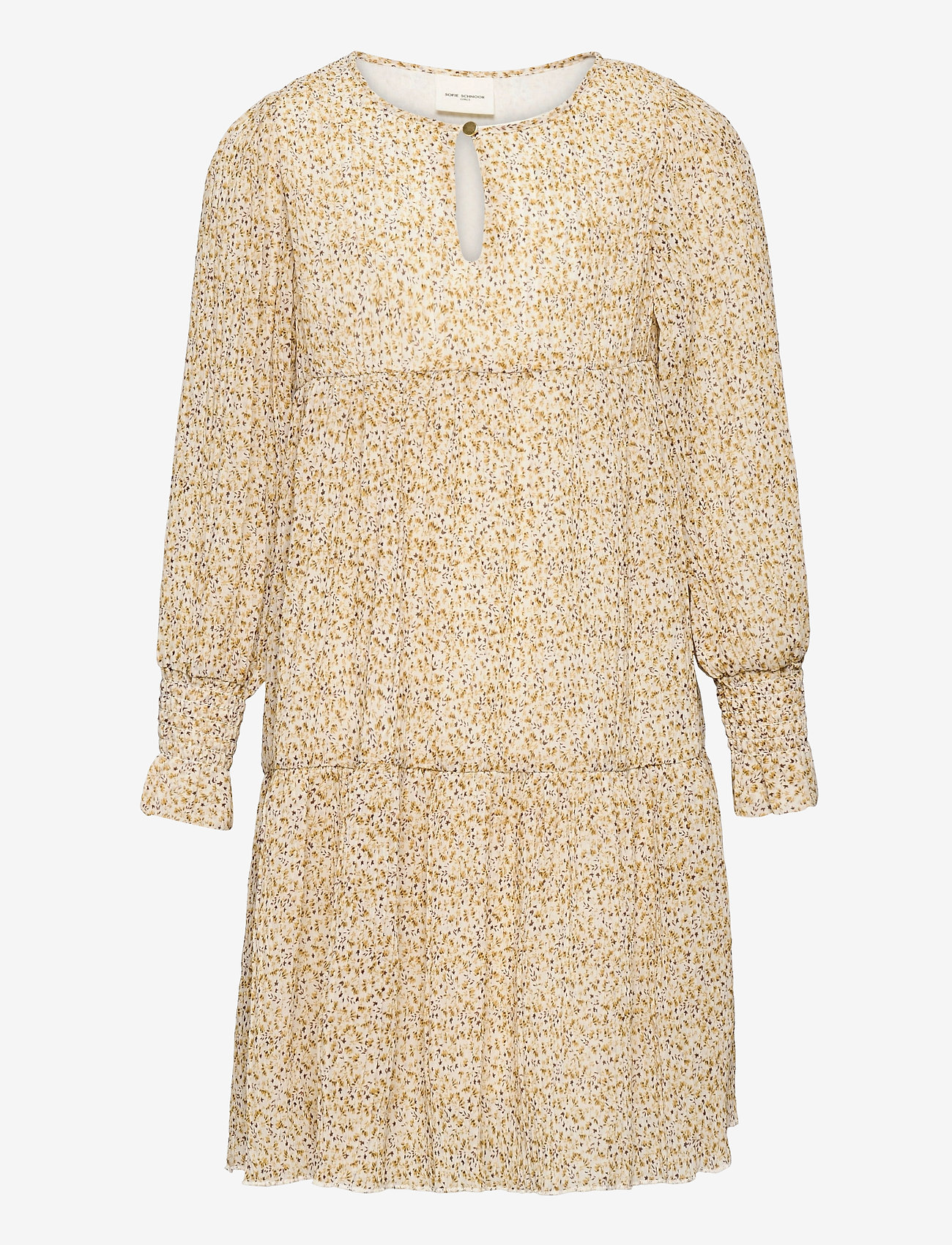 Petit by Sofie Schnoor - Dress - kleider - yellow - 0