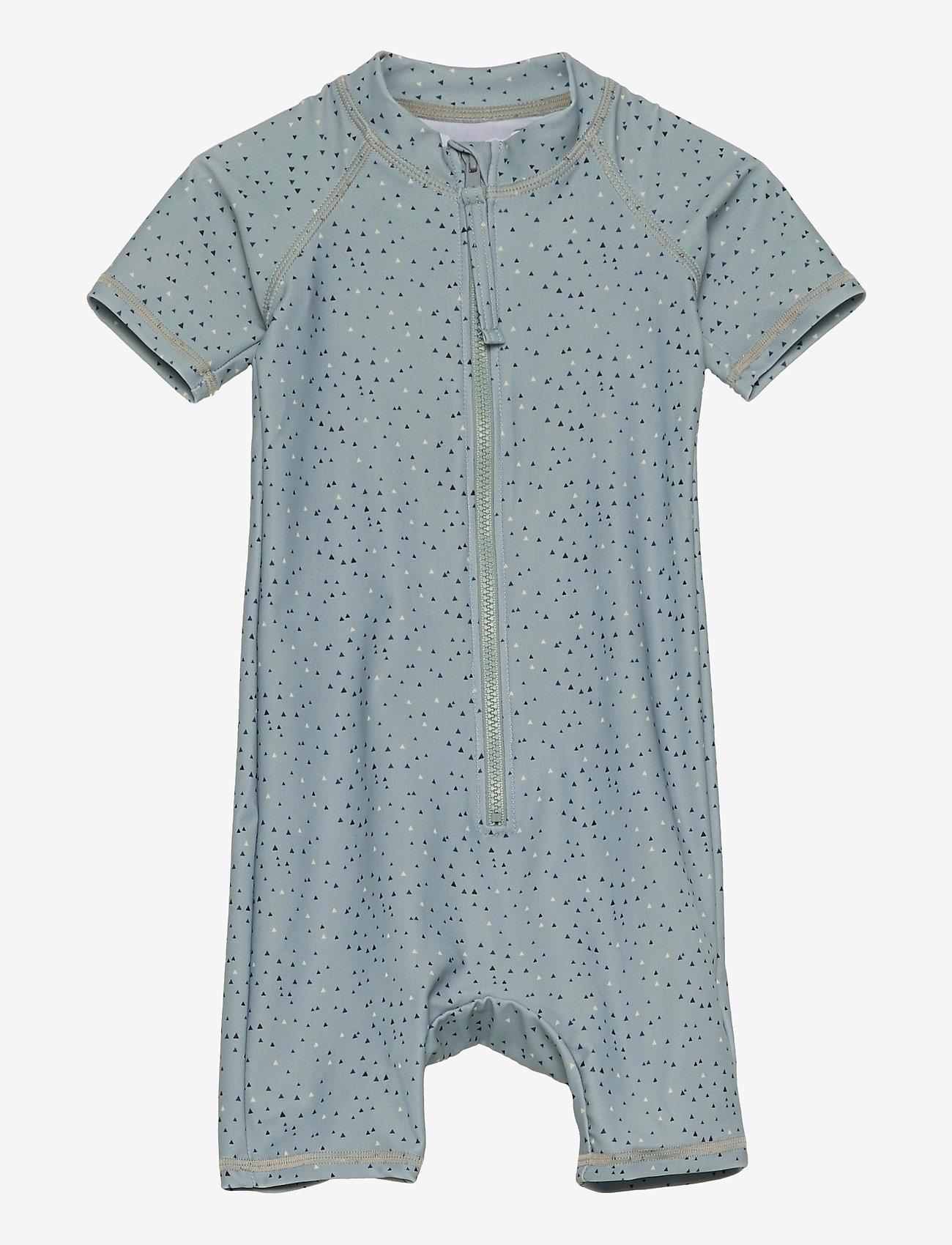 Petit by Sofie Schnoor - Swim suit - uv-anzug - dusty blue - 0