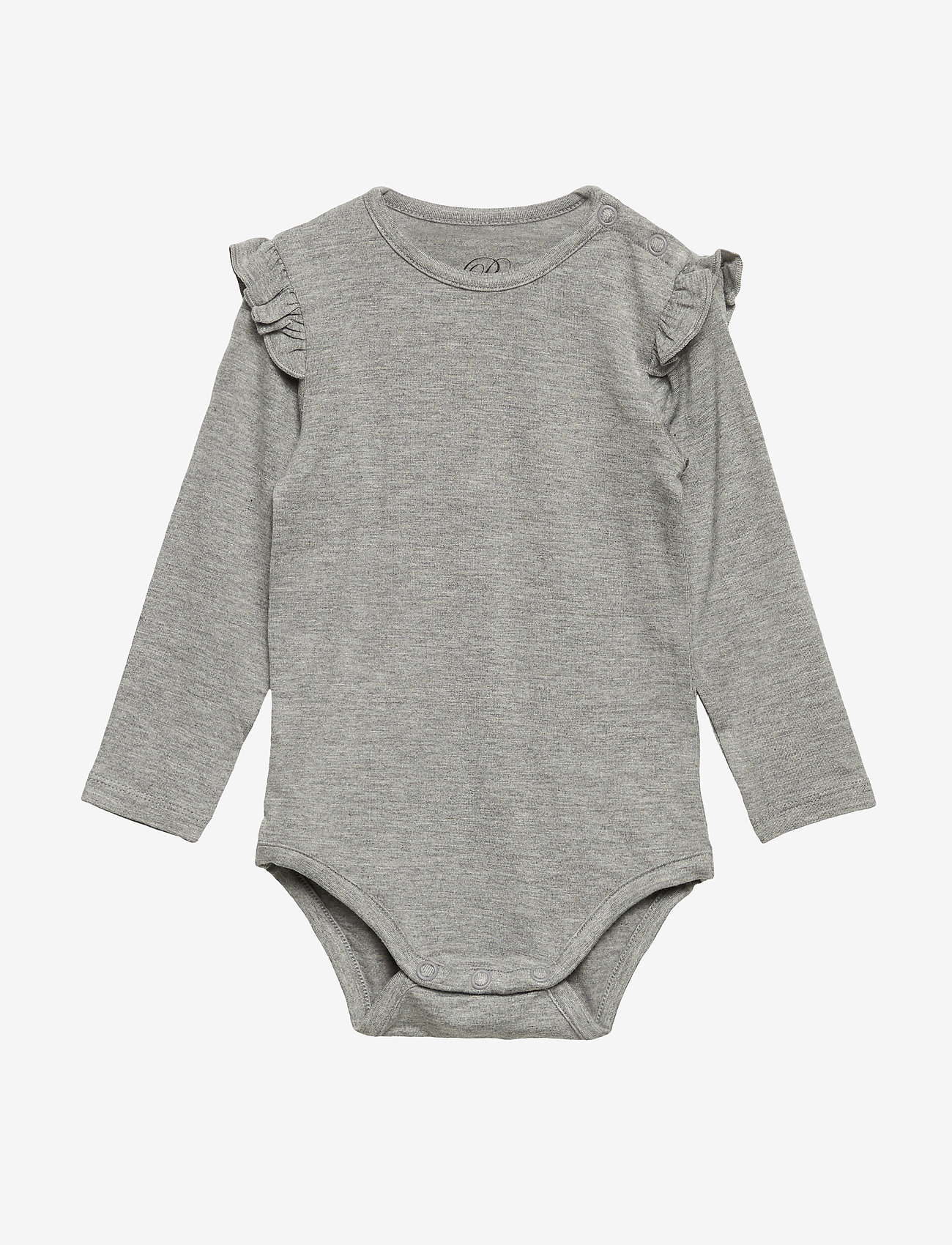 Petit by Sofie Schnoor - Body - manches longues - grey melange - 0
