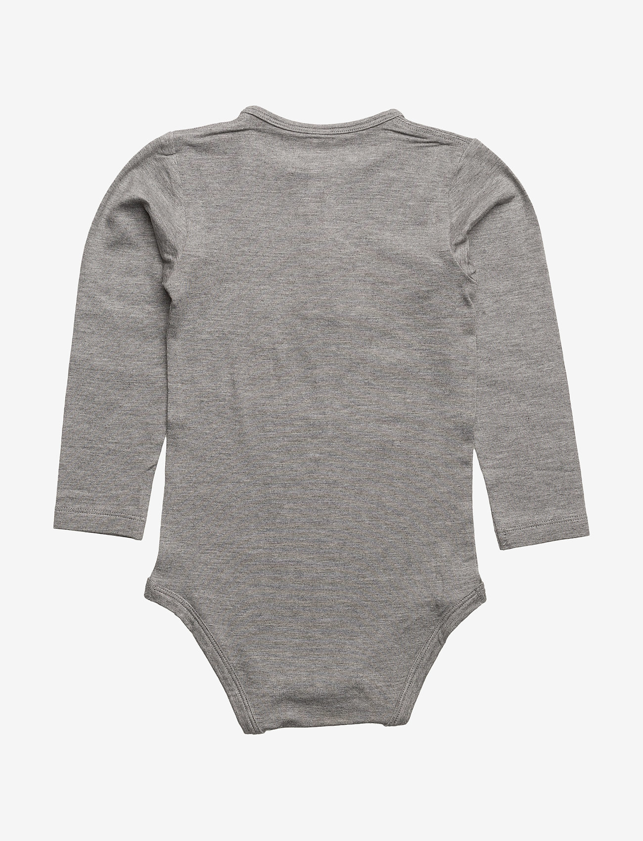 Petit by Sofie Schnoor - Body - manches longues - grey melange - 1